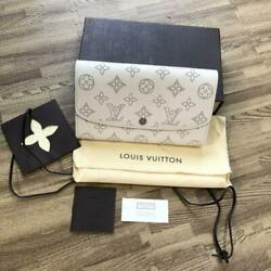 Louis Vuitton Portofeuil Iris Long Wallet M18656690498 Pre-owned From Japan