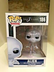 Alien Funko Pop The X Files Rare Vaulted Television Mulder And Scully 186