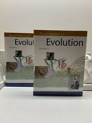 Encyclopedia Of Evolution Pagel Mark D. Vol 1and2 Acan Hybr Zoot Oxford Hb Idea