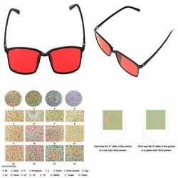 Colorblindness Corrective Glasses for Red and Green Color Blindness Vision Care $15.00