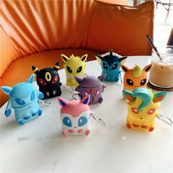 Pokemon Eevee Family Design Silicone Cover For Apple AirPods 1 2 Box case $8.99