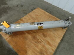 American Industrial Aa-1248-3-6-fp Heat Exchanger Brass Shell And Tube Heat Transf