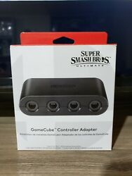 Super Smash Bros Ultimate Official Gamecube Controller Adapter Nintendo Switch