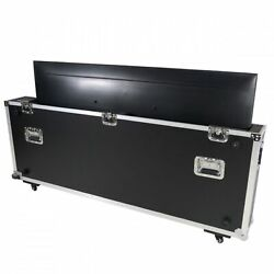 Prox Xs-tv6070w Universal Case For One 60 To 70 Inch Led Tv W/low Profile Wheels