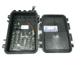 Oem Polaris 2001 Genesis I Ficht And 2001 Virage Txi Terminal Board And Electric Box