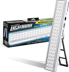Bell +howell Light Bar Super Bright 60 Leds Rechargeable Xl 16.5andrdquo With Kickstand