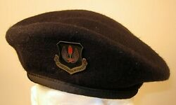 Usaf Security Police Us Air Forces In Europe Usafe Subdued Crest Badge Beret