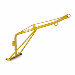New Tarter Farm And Ranch 3-point Boom Pole - Yellow