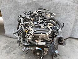 ✔lexus 2017 Rc200t Turbo Complete Engine Motor Assembly Oem