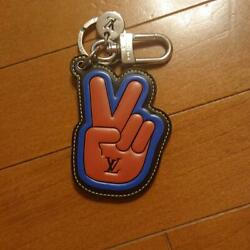Louis Vuitton Keychain Charm M99165988718 Pre-owned From Japan