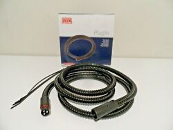 Universal New 2m Defa 460804 Inner Connection Cable Black For Defa Systems