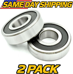 2 Pack Spindle Bearings Replaces Snapper 7029422yp 7029422 W/high Temp Grease