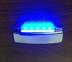 Pactrademarine Boat Ss 304 Courtesy Led Lighting Blue From Side Ip67
