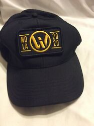 No LA W 2020 Black Base Ball Cap
