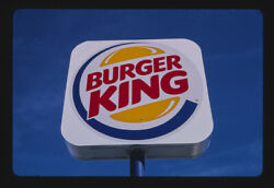 Photo Of Burger King Sign Victorville California 2003 C9