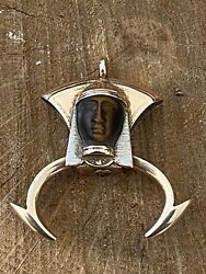 10k Gold Bob Cat Pendant Custom One Of A Kind No Claws 5.8gm