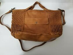 Sissy Convertible By Latico Leather Bag
