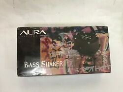 Aura Bass Shakers New In Box