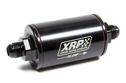 Xrp-xtreme Racing Prod. In-line Oil Filter W/-10 Inlet And Outlet Wo/screen
