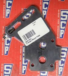 Stock Car Prod-oil Pumps 3 Stage Mount Plate 1051