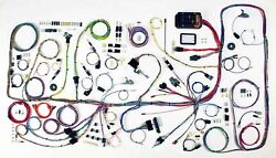 American Autowire 66-77 For Ford Bronco Wiring Bronco Wiring Kit 510317