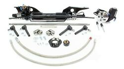 Unisteer Perf Products Power Rack And Pinion - Early And03967 Mustang 8010820-01