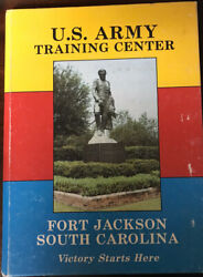 1984 Fort Jackson Army Training Center Yearbook Fifth Battalion Bravo Company