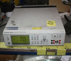 Fluke Pm6306/038 Programmable Automatic Rcl Meter Dc 1mhz High-precision Digital