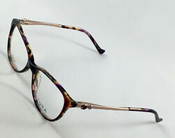 New TURA R562 Purple Women#x27;s Eyeglasses Frames 52 16 135 $41.40