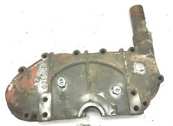 Used John Deere L Tractor Hercules Timing Gear Cover For Two Piece Oil Seal