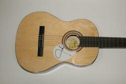 Justin Timberlake Signed Autograph Fender Brand Acoustic Guitar -nsync Justified