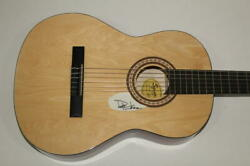 Dave Matthews Signed Autograph Fender Brand Acoustic Guitar - Band Big Whiskey