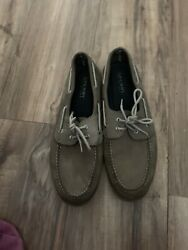Men's Sperrys Top-sider Size 12m Boat Shoes