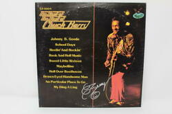 Chuck Berry Signed Autograph Album Vinyl Record - The Best Of Father Of Rock Jsa