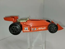 """1979 Tonka A. J. Foyt Jr. Indy Car Racing 14 8.5"""" Long 4 Wide Made In Usa"""