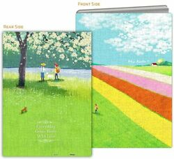 Pintoo Y1028 Book Cover Puzzle - Rural Walk Plastic 329 Piece From Japan New