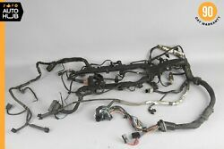 07-13 Mercedes W216 Cl600 S600 M275 V12 5.5l Engine Wire Wiring Harness Oem