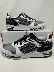 Asics Gely Lyte 3 'barcode' 1191a336 001 Black/white Size 12.5