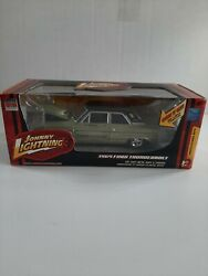Johnny Lightning Muscle Cars Limited Ed. 124 Die Cast 1964 Ford Thunderbolt 427