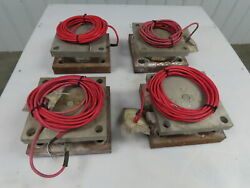Rice Lake Weighing Systems Rl9000twm-75k Load Cell, 75,000 Lb, Set Of 4