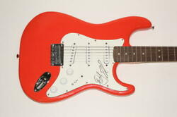 Dan + Shay Signed Autograph Fender Brand Electric Guitar - And Obsessed Tequila