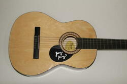 Jimmy Herring Signed Autograph Fender Brand Acoustic Guitar - Widespread Panic B
