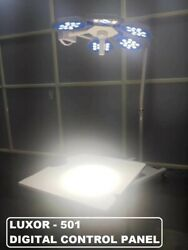 Luxor 501 Led Light Ceiling Mobile Wall Mounted Operating Lamp Special Features