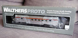 Ho Walthers Proto Cp Budd Post Office / New