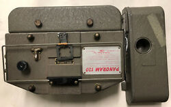 Panoram 120 Burke And James, Inc Panoramic Not Tested No Lens Vintage Antique 6x17