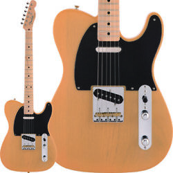 New Fender Made In Japan Heritage 50s Telecaster Butterscotch Blonde Lacquer