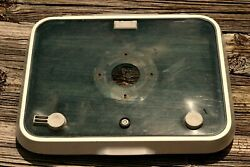 Used Lewmar Ocean 40 Hatch Lid Only Overall Dimensions 19 1/8x 19 1/8