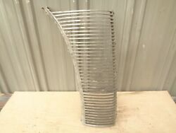1940 Ford Deluxe Right Hand Grille Section Cast Coupe Sedan Hot Rod Rat Rod