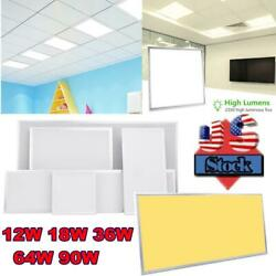 Large Led Panel Light Ceiling Recessed Suspended Modular Lighting Shop Office Us