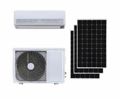 Jntech 12000btu Solar Acdc Inverter Ductless Mini Split Air Conditioner And Heater